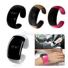 New Bluetooth Caller ID OLED Bracelet Watch Handsfree Anti-lost for Smart Phone