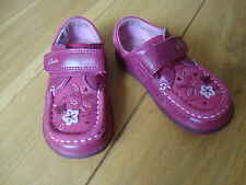 Clarks First Shoes Alana Lou Shoes Available In 2 Sizes & 2 Widths BNIB (20)