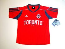 MLS Adidas Toronto FC Home Call Up Kids Red Jersey