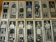 Topical Times Panel Portraits 1930's cards Select from the list