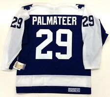 MIKE PALMATEER TORONTO MAPLE LEAFS VINTAGE CCM JERSEY