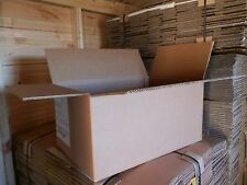 """XLarge Cardboard Boxes Strong Packing/Removal/Storage/House Moving 23""""x15""""x11"""""""