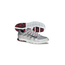 New Nike Air Range WP II Mens Golf Shoes Grey White Red 533093-003 - Pick Size