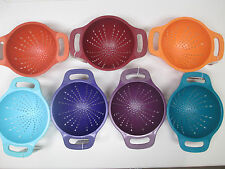 KitchenAid 1.5 quart small colander choice of color