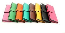55 Cards New Mulit Color Lady's Leather Business Credit Card Holder Wallet Purse