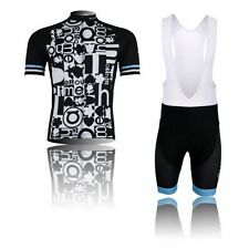 XINTOWN Fashion Bike Jersey Short Sleeve Set Cycling Clothing Shorts Sports Wear