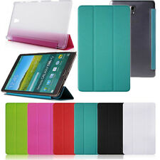 Cheap Tri-Fold PU Leather Stand Case For Samsung Galaxy Tab S 8.4 SM-T700