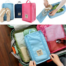 Waterproof Travel Organizer Portable Slippers Shoes Nylon Mesh Pouch Storage Bag