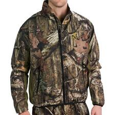 New Browning Backcountry Hunting Jacket Insulated Coat $140 MOBU-INF Camo M/L