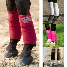 EKKIA EQUINE EQUESTRIAN POLO SHOW COHESIVE VETWRAP BOOTS BANDAGES ALL COLOURS