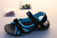 Ladies Sandals Cherry Grees Tripple Velcro Adjustable Size 6-10 Reef Shoes New