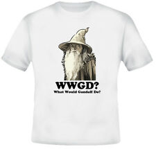 What Would Gandalf Do Lord of the Rings T Shirt