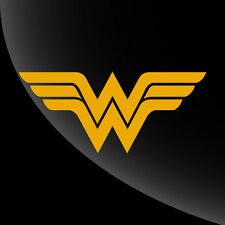 Wonder Woman Decal Sticker - TONS OF OPTIONS