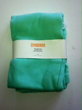 NWT Gymboree Girls Wild for Horses Green Leggings With Double Gem Buttons 10 12