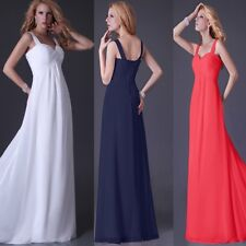 2014 ❤Clearance❤New Wedding Bridesmaid Cocktail Formal Evening Prom Gown Dress