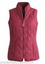 REDUCED! Just Joules Pink Quilted Gilet Bodywarmer BNWT