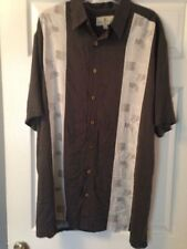ISLAND SHORES BIG & TALL SHIRTS, NEW WITH TAGS, XLT- 3XLT, NICE PRINTS!!