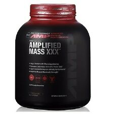 GNC Pro Performance AMP Amplified Mass XXX Whey Protein 6lbs
