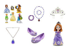 NWT Disney Store Princess SOFIA THE FIRST Costume Lot Dress Sophia 18-24 Months