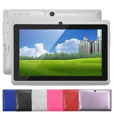 """7"""" A23 Dual Core Cameras 1.5GHz 512MB/8GB Android 4.4 Capacitive WIFI Tablet PC"""
