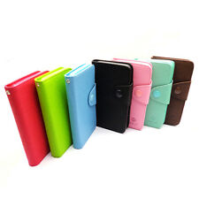 FL Cards Flip Wallet Leather Colorful Case for Samsung Galaxy S Advance i9070