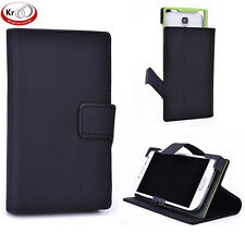 """Kroo Matrix Universal Case With Camera Slide for Smartphone 4.1 to 5"""""""