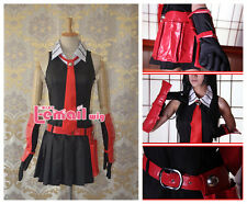 Akame ga Kill Night Raid AKAME Dress Cosplay Costume Custom Halloween Uniform