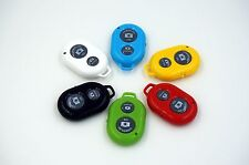 Bluetooth Wireless Remote Shutter for iPhone iOS Samsung Android #C