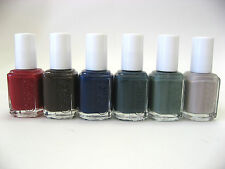 Essie Nail Polish - DRESS TO KILT Collection Fall 2014 - 877-882