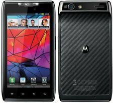 Motorola Droid Razr XT912 Verizon Smartphone Cell Phone Black-Blue-Purple-Red
