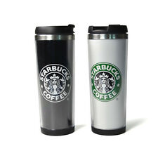 2014 New Double Layer Starbucks Mugs HQ stainless steel coffee tumbler with lid