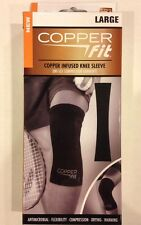 New Copper Fit- Copper Infused Knee Compression Sleeve