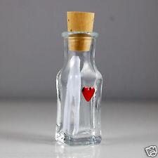Unique Personalised Valentine's Gift - Message in a Bottle - for Wife Girlfriend