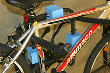 BIKE BOOT RACK FOAM SPACER PROTECTOR BLOCKS ALLEN BUT SUITS MOST CYCLE CARRIERS