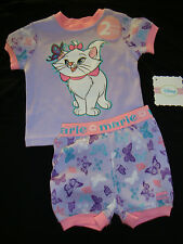 "DISNEY ARISTOCATS ""MARIE"" butterfly   SLEEP / PLAY SET  NWTS ADORABLE"