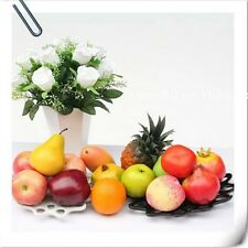 New Home Decor Lifelike Decorative Artificial Plastic Fake Fruit Food Vegetable