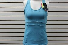 Moving Comfort Endurance A/B Support Tank Aqua Size(32AB-34A) New But Blemished