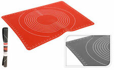 Non Stick Silicone Baking Sheet Pastry Mat Oven Tray Liner Work Top Protector