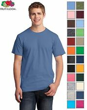 FRUIT OF THE LOOM HEAVY COTTON HD TEE SHIRT 3930 3930R SIZES S-6XL-23 COLORS-NEW