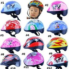 Cute Strong Children Kid Cycling Bike Bicycle Skate Safe Sport Protection Helmet