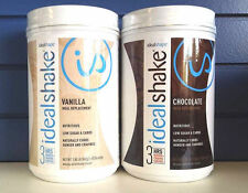 IDEAL SHAPE Ideal Shake meal replacement 30 servings pick from VANILLA or CHOCO
