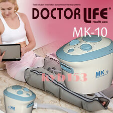 Air Compression Therapy System Blood Circulation Massager Doctor-Life MK10 (ISO)