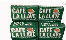 Cafe La Llave Cuban Espresso 10 oz (1,2,3,4,6,10,12,14,20)packs( you choice)