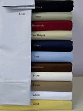 Water Bed Sheet Set Single Queen King Soft Wrinkle Microfiber Pole Attachment
