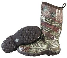 Muck Boot Mens Pursuit Fieldrunner Hunting Boots - mossy oak infinity