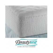 Cotton Top Mattress Pad Simmons Beautyrest Topper bedroom featherbed bed foam