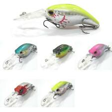Crankbait Fishing Lures Slow Floating Wide Wobble Jerkbait Deep Diver C103