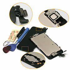 LCD Display Screen Digitizer Assembly Replacement+Home&Camera For iPhone 5/5S/5C
