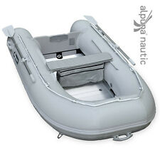 Alpuna Nautic Hsd 270 Aluminum Floor Inflatable Boat Fishing Boat Rowing Boat
