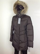 Andrew Marc NWT Great Women 's Down Jacket w Real Fur Removable Hood Let it snow